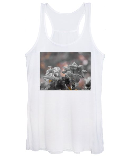 Freesia'a Without Colour Women's Tank Top