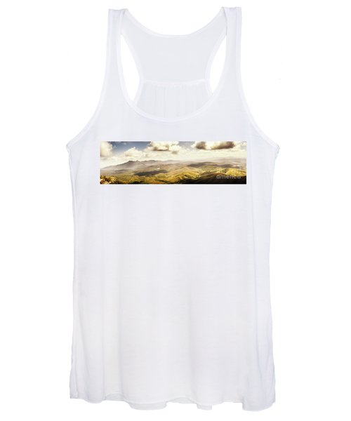 From Zeehan To Trial Harbour Women's Tank Top