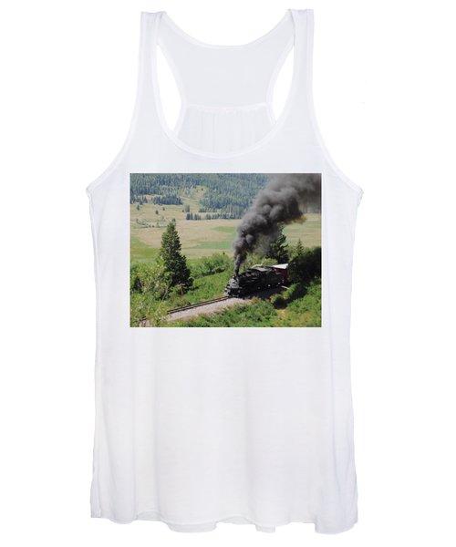 Full Steam Ahead Women's Tank Top