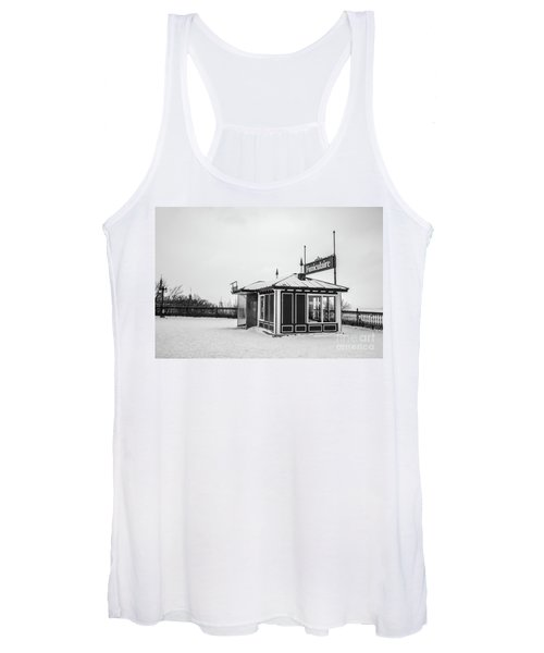 Funiculaire Quebec City Women's Tank Top