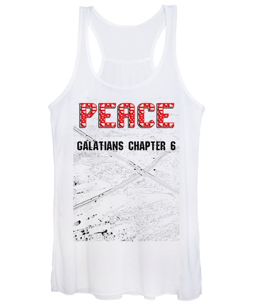 Galatians Chapter 6 Women's Tank Top