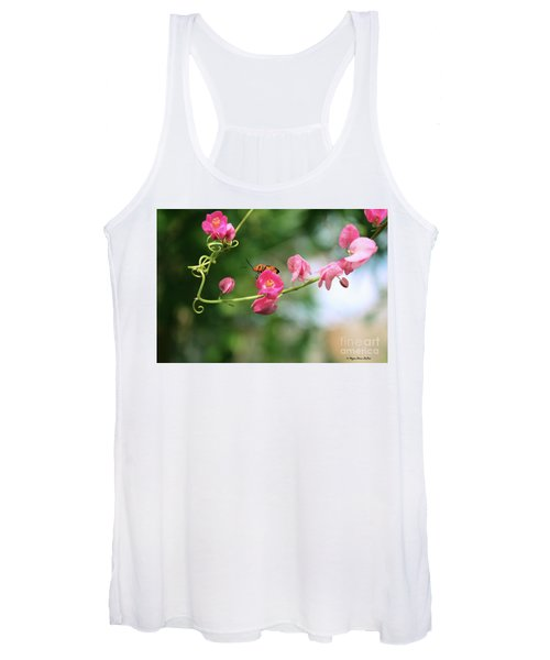 Garden Bug Women's Tank Top