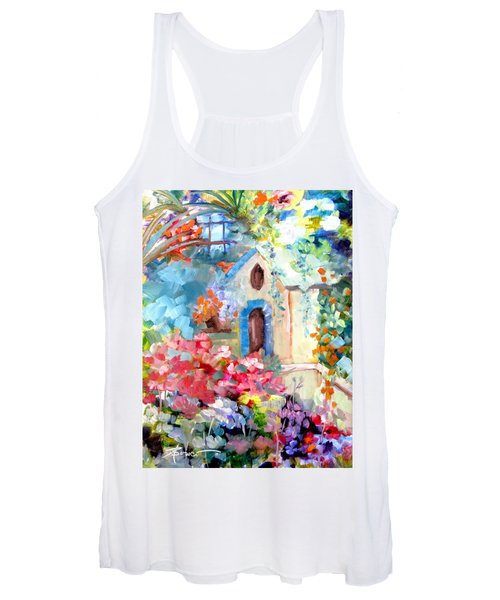 Garden Door  Women's Tank Top