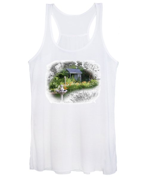 Garden House Women's Tank Top