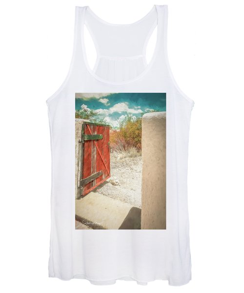 Gate To Oracle Women's Tank Top