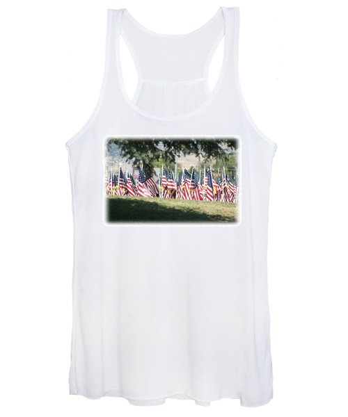 Gathering Of The Guard - 2009 Women's Tank Top
