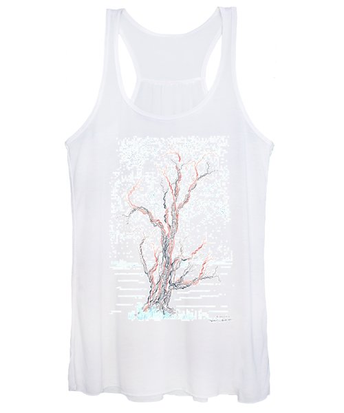 Genetic Branches Women's Tank Top