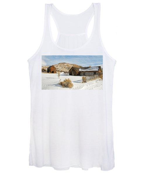 Ghost Town Winter Women's Tank Top