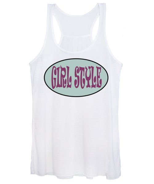 Girl Style By Camila Women's Tank Top