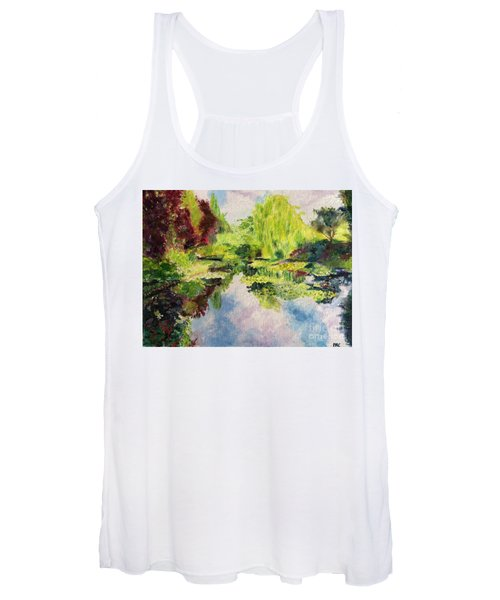 Giverney Women's Tank Top
