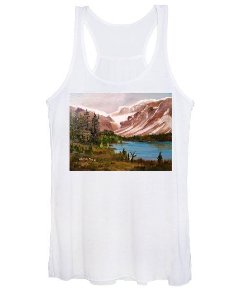 Glacier Lake Women's Tank Top