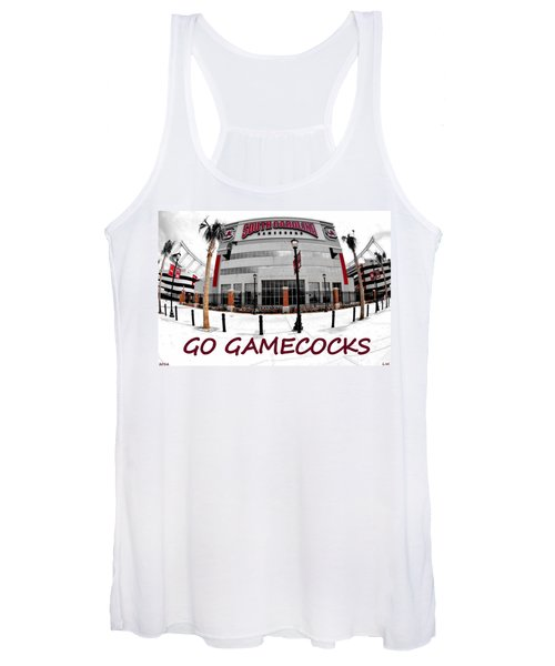 Go Gamecocks Women's Tank Top