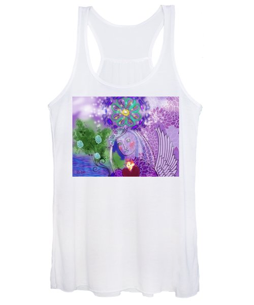 Goddess Within Women's Tank Top