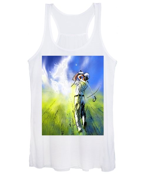 Golfscape 01 Women's Tank Top
