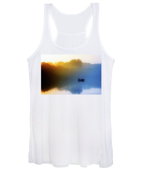 Gone Fishing Women's Tank Top