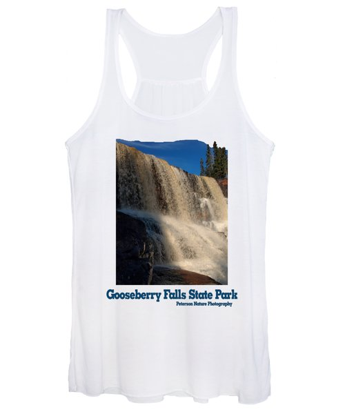 Gooseberry Falls Women's Tank Top
