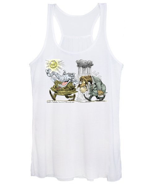 Gop Glee And Dem Doom Women's Tank Top