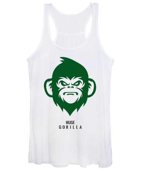 Gorilla Women's Tank Top