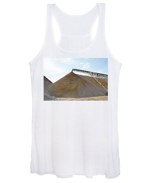 Gravel Mountain Women's Tank Top