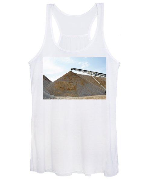 Gravel Mountain Women's Tank Top