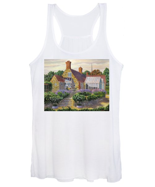 Great Houghton Cottage Women's Tank Top