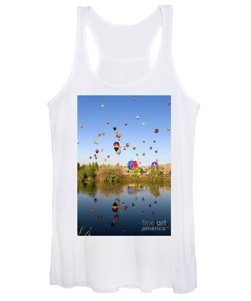 Great Reno Balloon Races Women's Tank Top