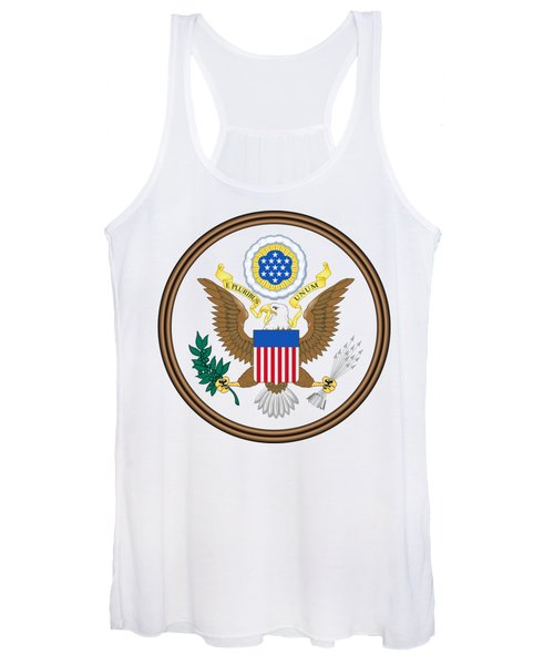 Great Seal Of The United States Women's Tank Top