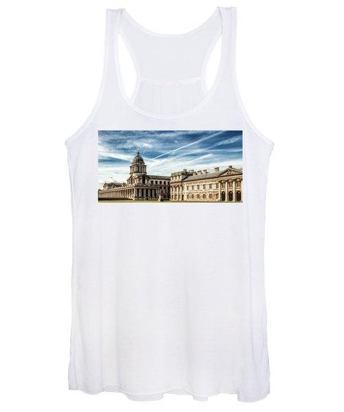Greenwich University Women's Tank Top