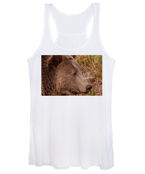 Grizzly Profile Women's Tank Top