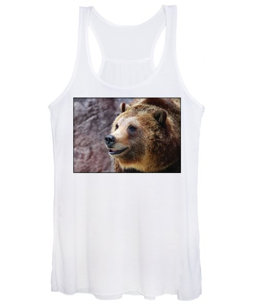 Grizzly Smile Women's Tank Top