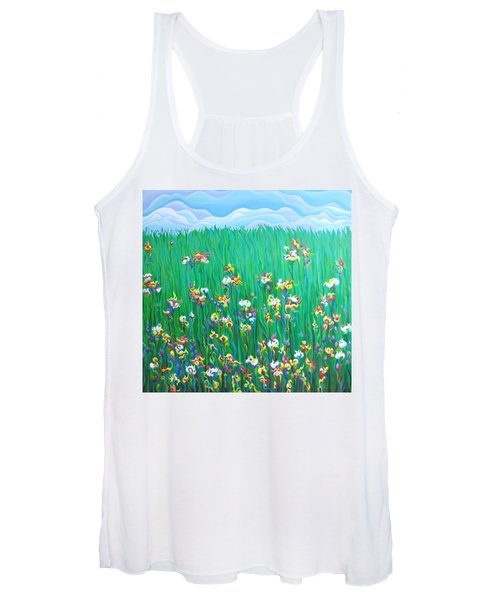Grown To Distraction Women's Tank Top