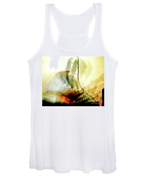 Guitar Player Women's Tank Top