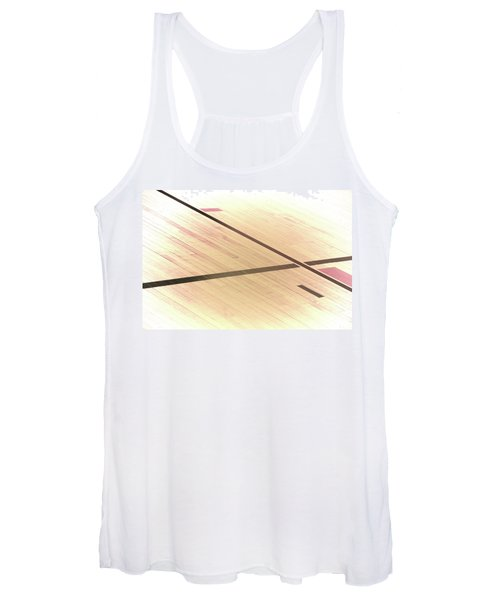Gym Floor Women's Tank Top
