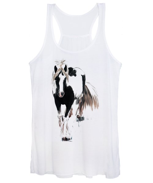 Gypsy Vanner Women's Tank Top
