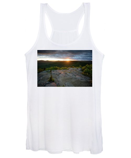 Hadley Mountain Sunset Women's Tank Top