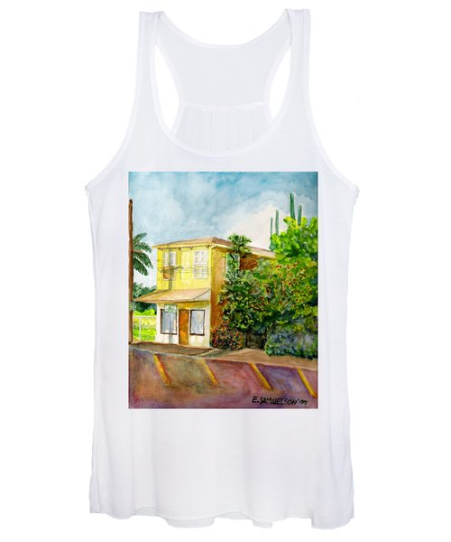 Hairbenders Of Paia Women's Tank Top