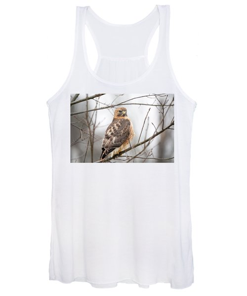 Hals Nicitating Membrane Women's Tank Top