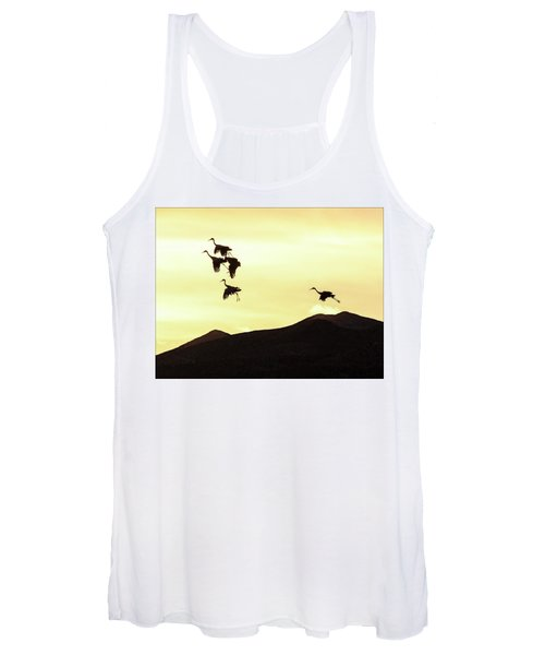 Hang Time Women's Tank Top