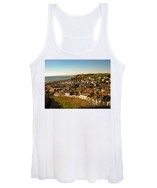 Hastings, Sussex, England Women's Tank Top