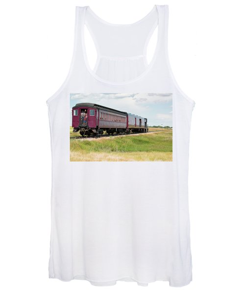 Heading To Town Women's Tank Top