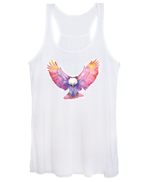 Healing Wings Women's Tank Top
