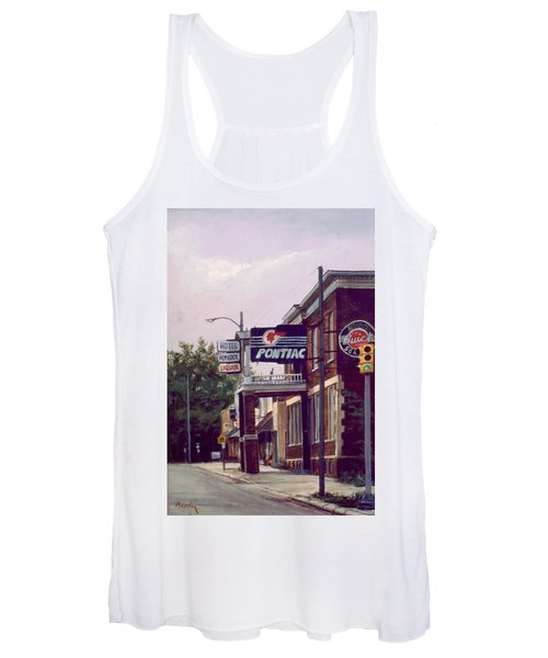 Hemlock Hotel Women's Tank Top