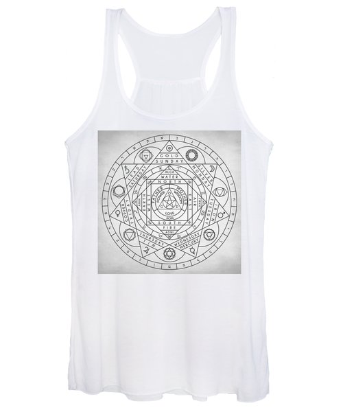 Hermetic Principles Women's Tank Top