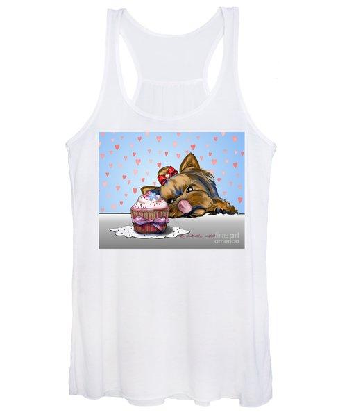 Hey There Cupcake Women's Tank Top