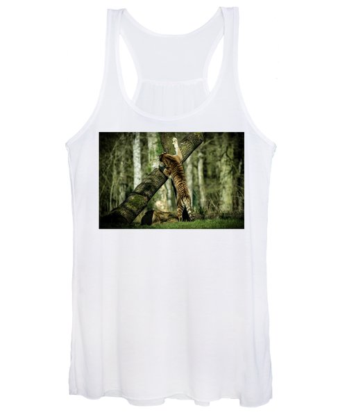 Hide And Seek Women's Tank Top