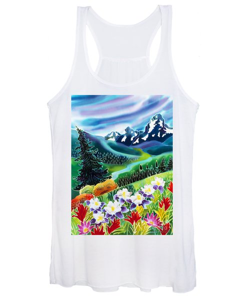 High Country Women's Tank Top