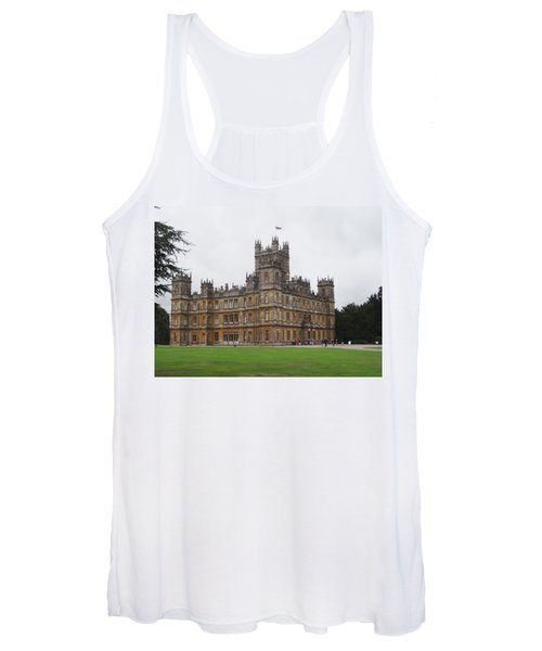 Highclere Castle Women's Tank Top