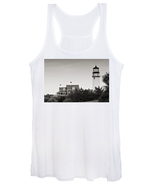 Highland Light At Cape Cod Women's Tank Top