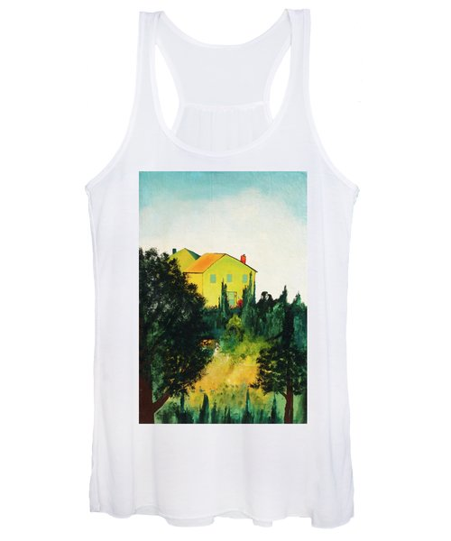 Hillside Romance Women's Tank Top