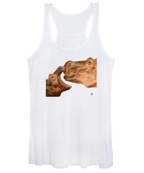 Hippos Women's Tank Top
